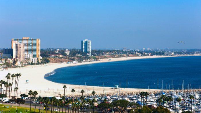 Long Beach.